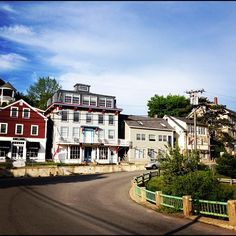 Rockport, Maine. The best village in the world.- can I please just