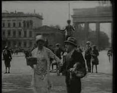 YouTube user Alfruna created a video of footage from Berlin in the 1920s