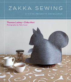 Zakka Sewing BOOK - 25 Japanese Projects for the Household. $24.95, via Etsy.
