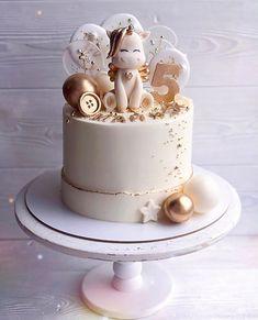Baby First Birthday Cake, First Birthday Cakes, Pony Cake, Cake Videos, Holiday Cakes, Drip Cakes, Pretty Cakes, Celebration Cakes, Themed Cakes