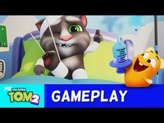 💊Doctor in the House - Five Funny Boo-boos in My Talking Tom 2 - YouTube Boo Boos, Jake The Dogs, Doctor In, Feel Better, Toms, Feelings, Funny, Youtube, Funny Parenting