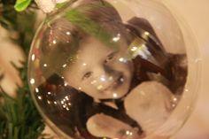 photo ball ornament