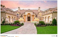9000 sq ft | ... Real Estate Blog: 9,000 Square Foot Mediterranean w/ Floor Plans