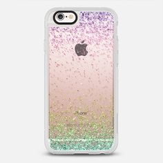 Colorful Ombre Sparkly Glitter Burst  - New Standard Case/Casetify $40