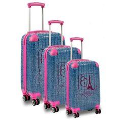 f3cb3a680 Las 17 mejores imágenes de maletas | Suitcases, Travel purse y Viajes