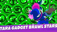 In this video I will show you how Tara Gadget work in few maps in Brawl Stars. Thanks Game, Game 4, Gadgets, Make It Yourself, Stars, Sterne, Gadget, Star