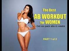Use this abs workout plan to get strong core muscles and sexy, flat abs. Skip the sit-ups and sculpt your stomach with these favorite ab exercises for women. This routine will get you tight and toned in just weeks!
