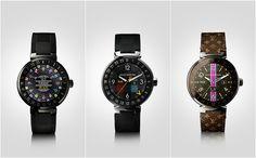 [Photos &  Video] Will You Buy Louis Vuitton's 912000 Naira SmartWatch?