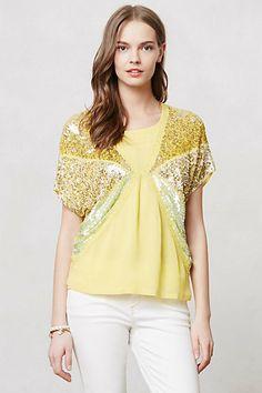 Sequined Surya Kimono  anthropologie Kimono Blouse, Blouse Outfit,  Anthropologie Clothing, Fashion Outfits 423b515eae