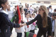 Angelina Jolie- Libya