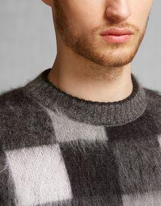 Duffield Jumper - Black Wool