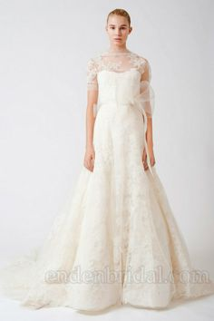 Vera Wang's Esther wedding dress