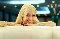 Wedding Makeup PICS 2013. Muslim bride