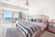 Amazing Accents - Leonardo DiCaprio's $10.95 Million Malibu Beach House Is On The Market - Lonny