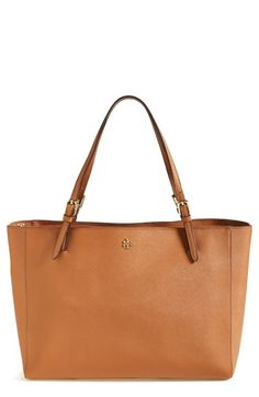 c6c8ea68a68 Tory Burch  York  Buckle Tote available at  Nordstrom Perfect work bag!