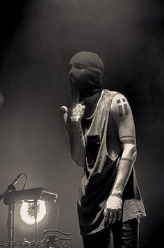 Ladies and gentlemen, I present to you, Tyler Joseph's wonderful face. (From Twenty One Pilots)