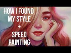 Speedpainting| Perfume+ HOW I FOUND MY STYLE Rant - YouTube