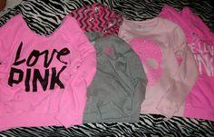 My VS PINK Sweaters <3 them! =]