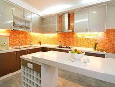 cocina-color-naranja-4