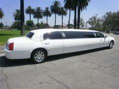 Lincoln limousine for sale