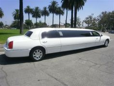 Lincoln limousine for sale