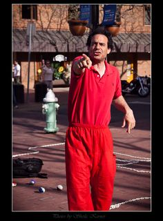 If you love street performers you'll love Zip Code Man on the Pearl Street mall. Give him the name of a city and he'll give you the zip code!