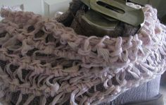 Tunisian Crochet Patterns | Tunisian Crochet Mobius Loop Scarf - My Pattern | Flickr - Photo ...