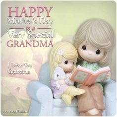 #grandma #preciousmoments #mothersday