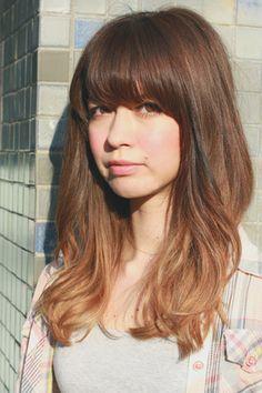 #medium length hairstyle