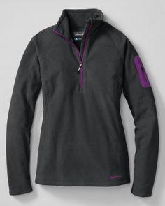 Cloud Layer® Pro Fleece 1/4-zip Pullover | Eddie Bauer