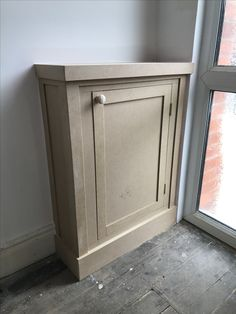 Small cupboard that covers a gas meter finished basement for Sideboard 3 meter lang