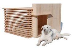 ... your loving pet on Pinterest | Gatos, Dog houses and Modern dog houses