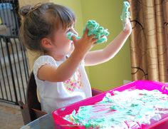 10 Art Projects for Kids with Sensory Issues - Ways to engage children in messy or creative fun.