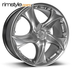 Alloy Wheels for Your 2008 Nissan X-Trail All Models - Rimstyle.com