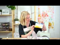 Let's Make Art Matter for Sara - August Watercolor Tutorial Let's Make Art, Watercolour Tutorials, Beautiful Sunrise, Watercolor Paintings, Painting Art, Watercolors, Learn To Paint, Art Tutorials, Art Projects