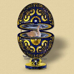 Real Faberge Egg