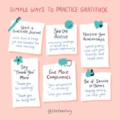IT'S TUEEEESDAY! ✨So let's look at some ways to practice that lifestyle, right? How many can you accomplish today? How To Have A Good Morning, Nutrition, Practice Gratitude, Self Care Routine, Motivation, Quality Time, Friends In Love, Simple Way, Thankful