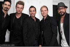 Los Backstreet Boys a 18 años de su primer disco, mejores que nunca - http://www.leanoticias.com/2014/07/11/los-backstreet-boys-a-18-anos-de-su-primer-disco-mejores-que-nunca/