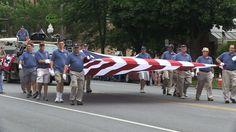 flag day troy ny