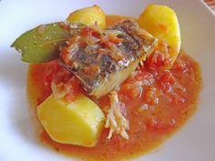 O Barriguinhas: Bacalhau com Batatas na Wook