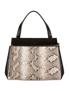 33bf43a493e Céline Python Edge Bag Celine Handbags, Celine Bag, Handbags On Sale, Python