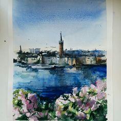 Stockholm, spring