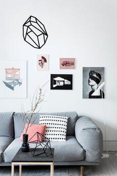 Met een tikje roze - Vosgesparis - Kristina Dam Studio