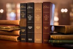 Spurgeon Study Bible Giveaway