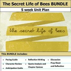 the secret life of bees essay prompts Secret life of bees her  the quotations can be used as writing prompts or to initiate  a teacher's guide to penguin group (usa) a teacher's guide to.