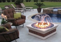 Design The E Philharmony Square Firepit Fountain 3 695 00 Http