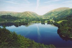 Lake District lakes, England