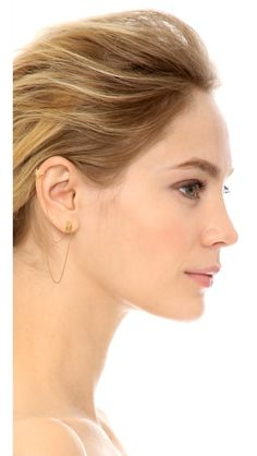 Maria Black D'Or d'Arling Earrings