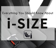 While browsing for a travel system or a car seat, you probably came across the term i-SIZE. i-SIZE is a  new European safety standard (R129) which runs along (but doesn't replace) the current car seat R44/04 regulations. Would you like to find out more? We are here to help.