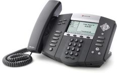 Polycom Soundpoint IP 550 Phone Review